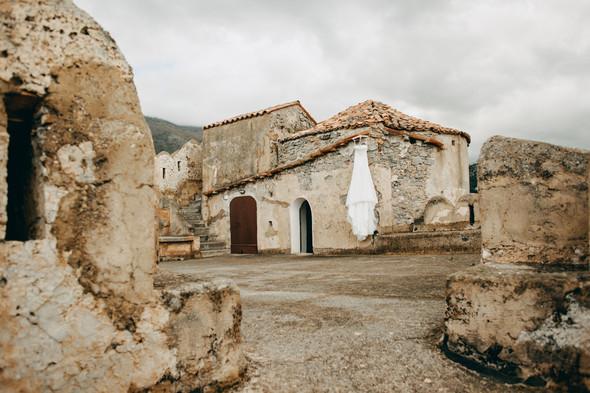 Позитивная семейная свадьба в Италии - фото №11