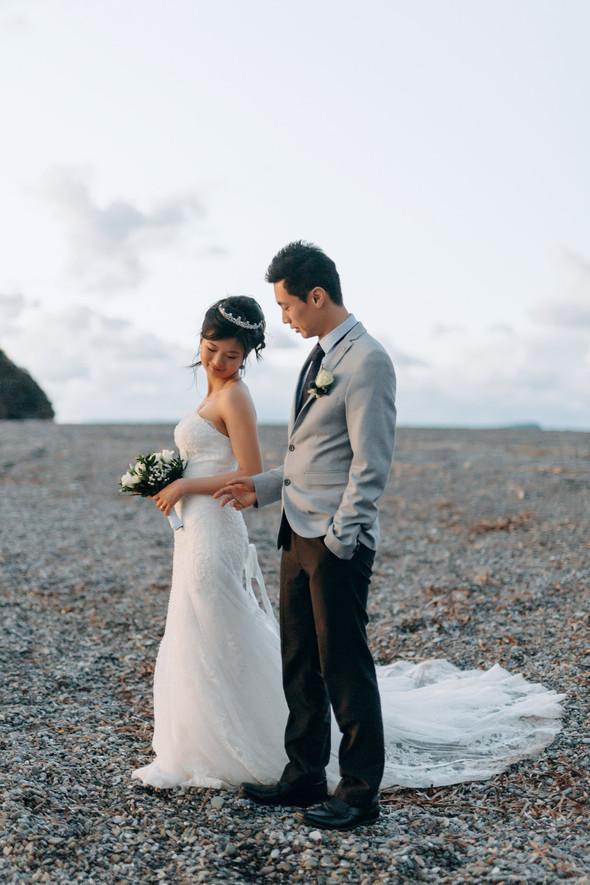 Позитивная семейная свадьба в Италии - фото №115