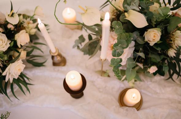 Красивая испанская свадьба на побережье - фото №95