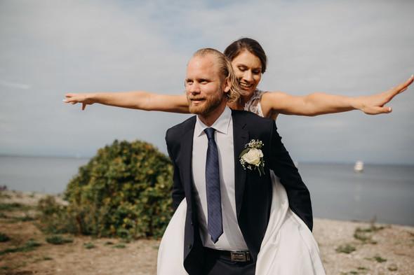 Атмосферная датская свадьба - фото №107