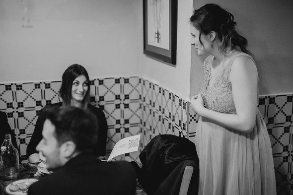 Уютная свадьба в Салерно - фото №109
