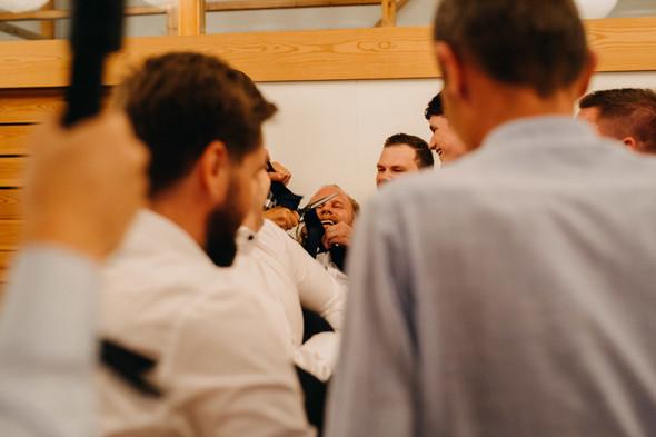 Атмосферная датская свадьба - фото №158