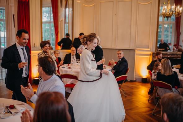 Уютная французская свадьба - фото №89