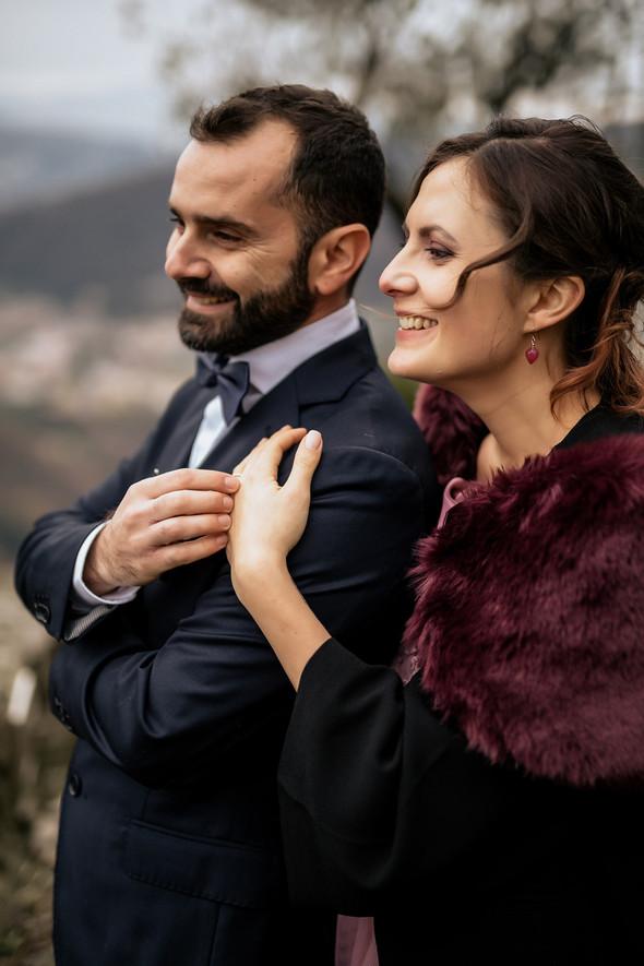 Уютная свадьба в Салерно - фото №74