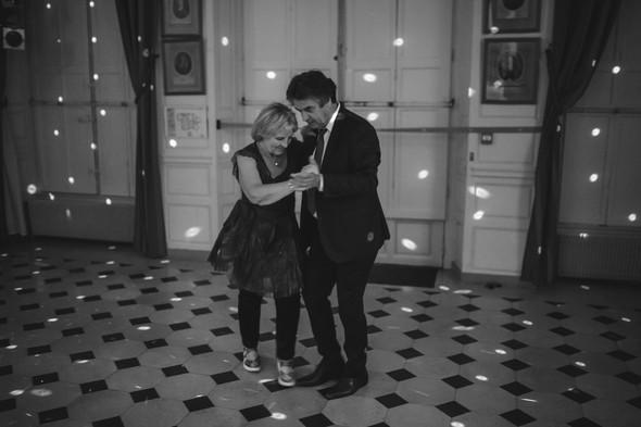 Уютная французская свадьба - фото №152