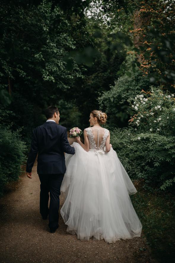 Уютная французская свадьба - фото №64