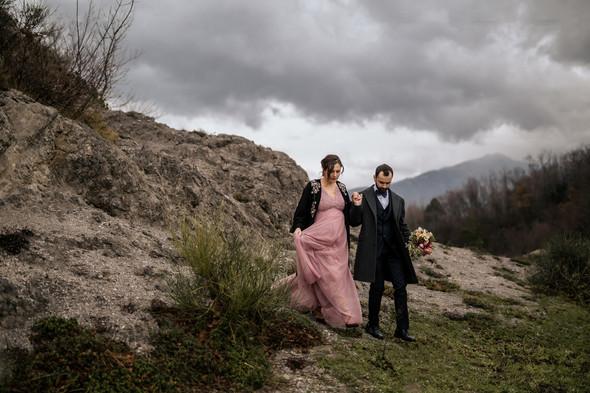 Уютная свадьба в Салерно - фото №84
