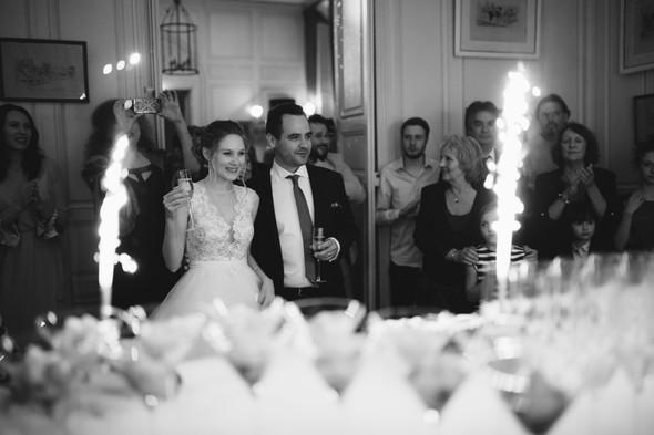 Уютная французская свадьба - фото №126