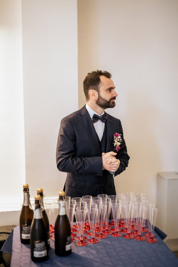 Уютная свадьба в Салерно - фото №45