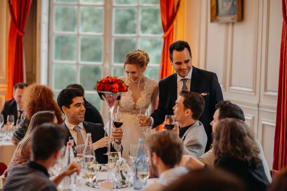 Уютная французская свадьба - фото №98