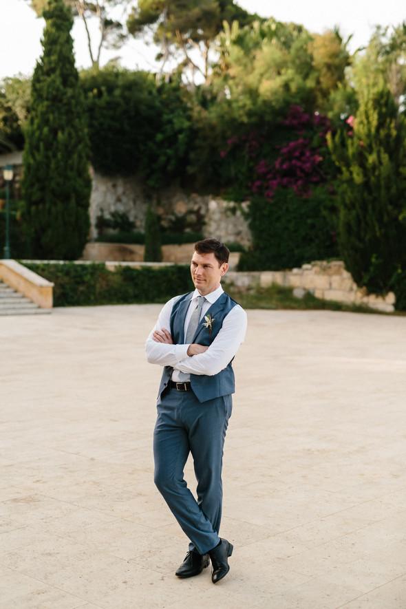 Красивая испанская свадьба на побережье - фото №82
