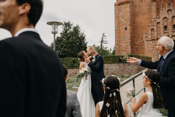 Атмосферная датская свадьба - фото №89
