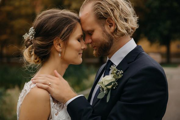 Атмосферная датская свадьба - фото №101