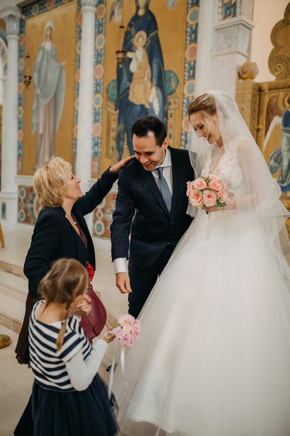 Уютная французская свадьба - фото №36
