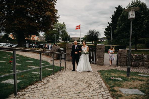 Атмосферная датская свадьба - фото №64