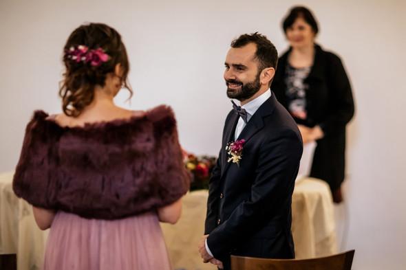 Уютная свадьба в Салерно - фото №14