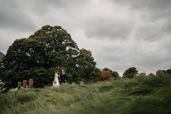 Атмосферная датская свадьба - фото №96