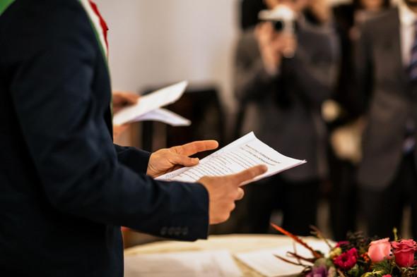 Уютная свадьба в Салерно - фото №17
