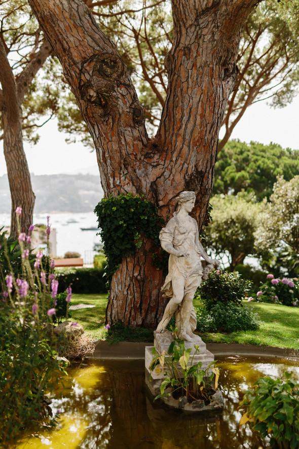 Красивая испанская свадьба на побережье - фото №27