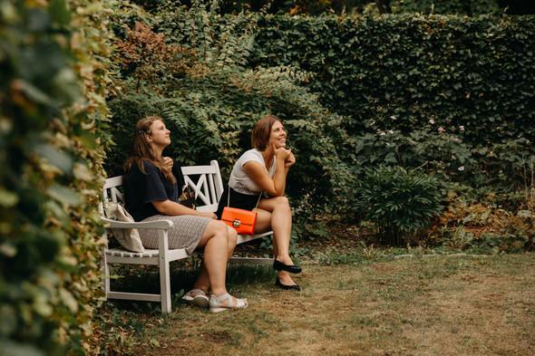 Атмосферная датская свадьба - фото №59