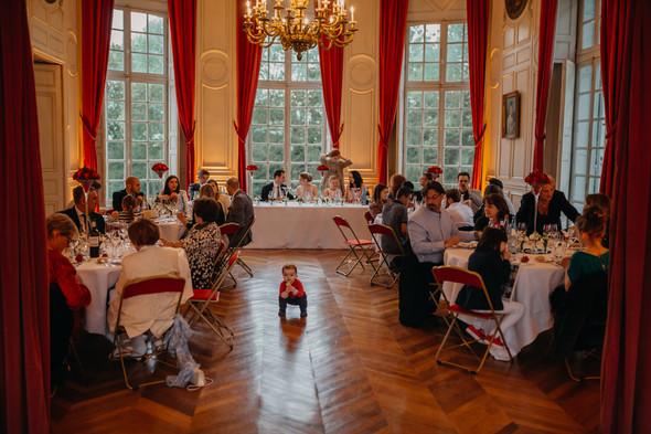 Уютная французская свадьба - фото №97