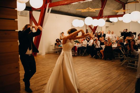 Атмосферная датская свадьба - фото №153