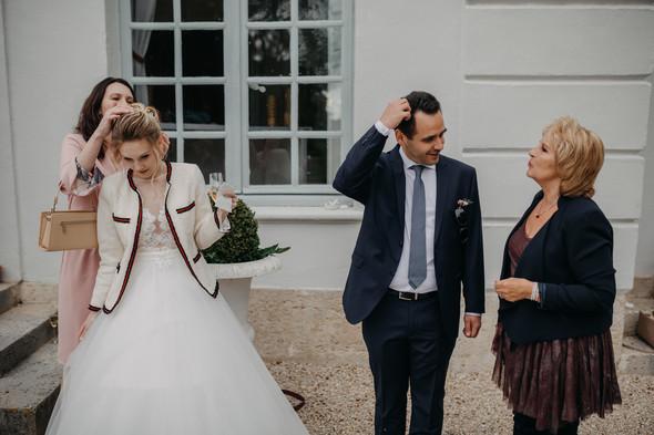 Уютная французская свадьба - фото №73