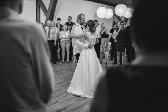 Атмосферная датская свадьба - фото №181