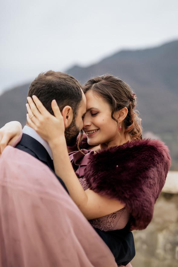 Уютная свадьба в Салерно - фото №64