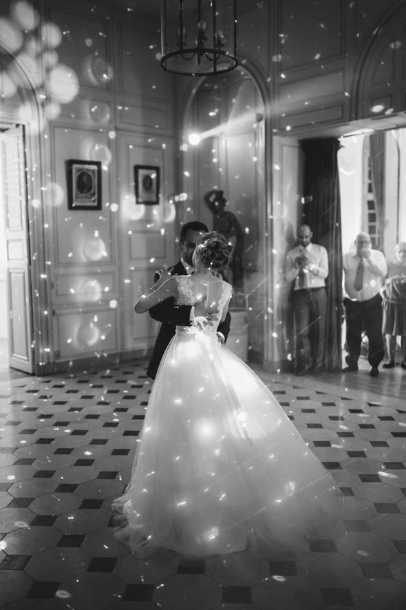 Уютная французская свадьба - фото №137