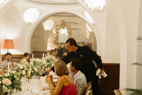 Красивая испанская свадьба на побережье - фото №98