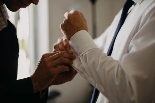 Атмосферная датская свадьба - фото №7