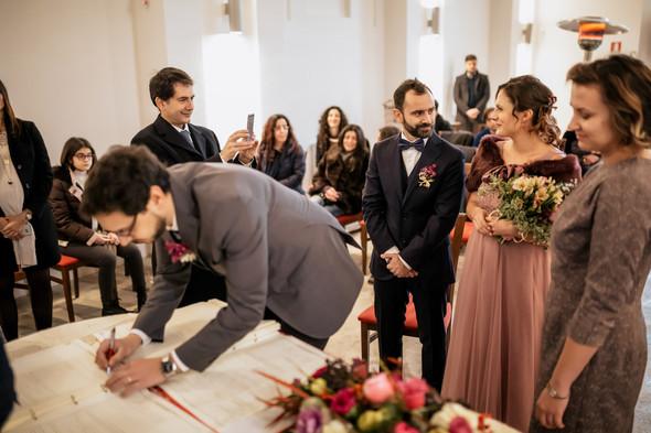 Уютная свадьба в Салерно - фото №39
