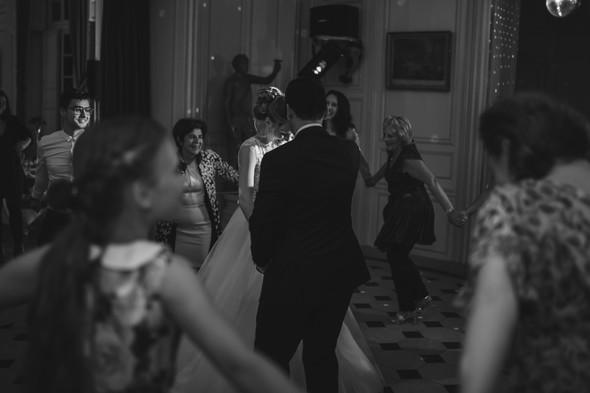 Уютная французская свадьба - фото №148