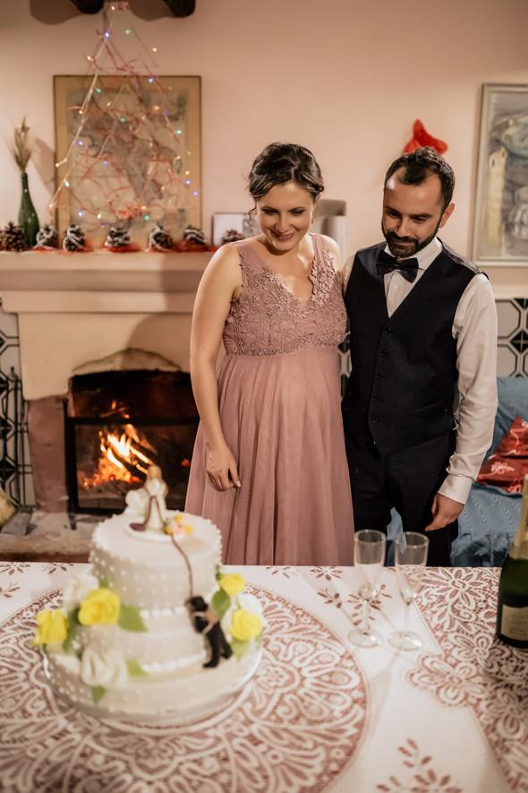 Уютная свадьба в Салерно - фото №149