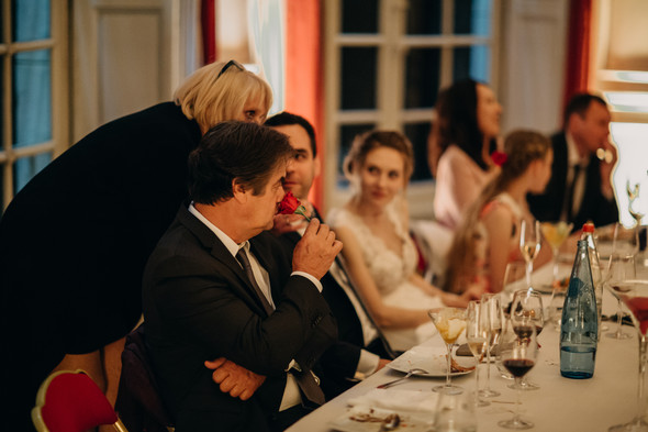Уютная французская свадьба - фото №129