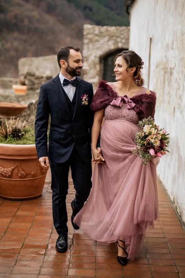 Уютная свадьба в Салерно - фото №70