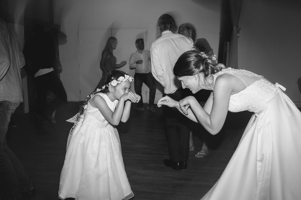 Атмосферная датская свадьба - фото №177