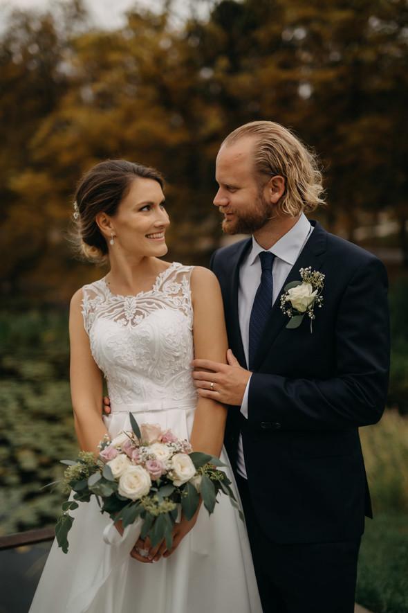 Атмосферная датская свадьба - фото №98