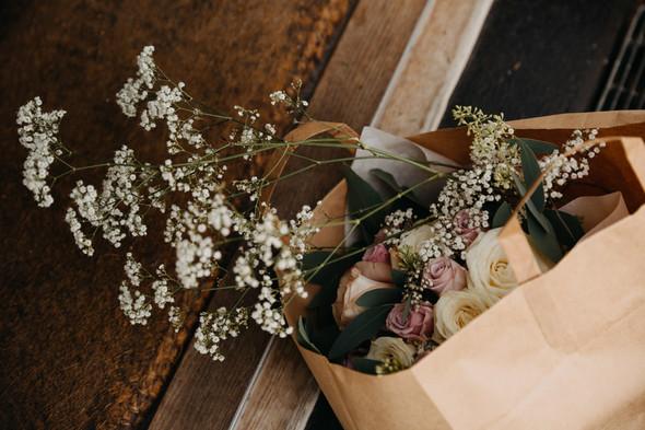 Атмосферная датская свадьба - фото №29