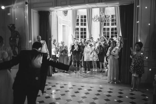 Уютная французская свадьба - фото №141