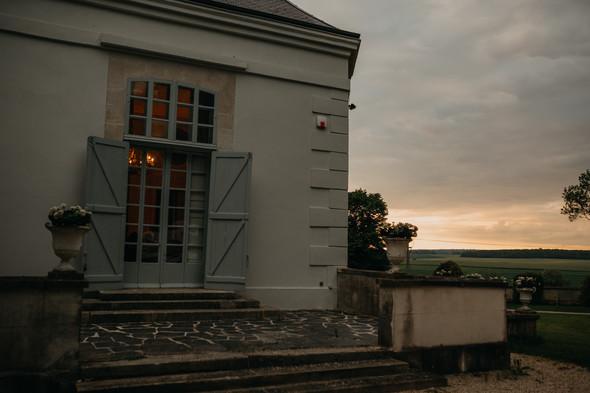 Уютная французская свадьба - фото №102