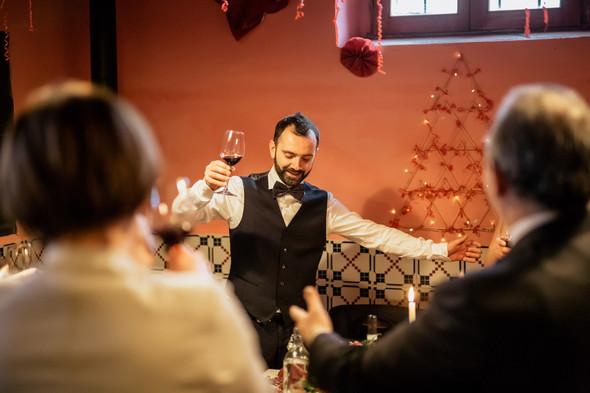 Уютная свадьба в Салерно - фото №120