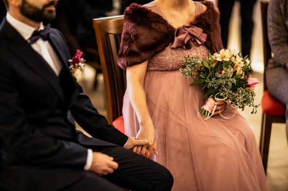 Уютная свадьба в Салерно - фото №23