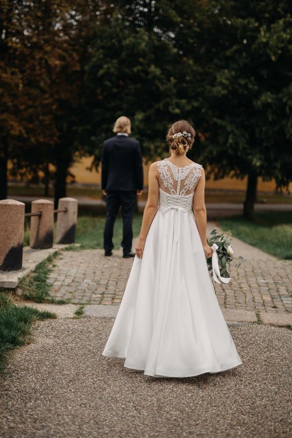 Атмосферная датская свадьба - фото №94