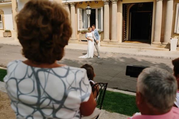 Испанская семейная свадьба на вилле недалеко от Барселоны - фото №39