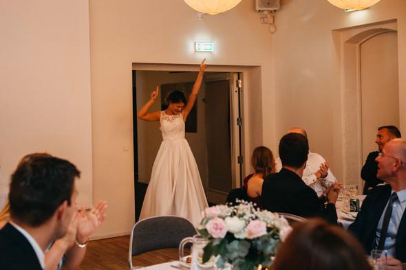 Атмосферная датская свадьба - фото №132