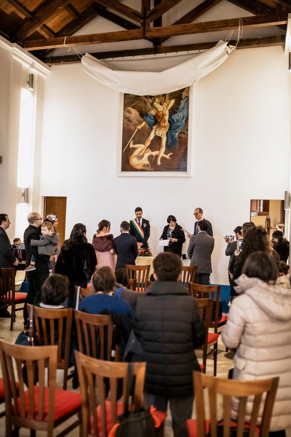 Уютная свадьба в Салерно - фото №22