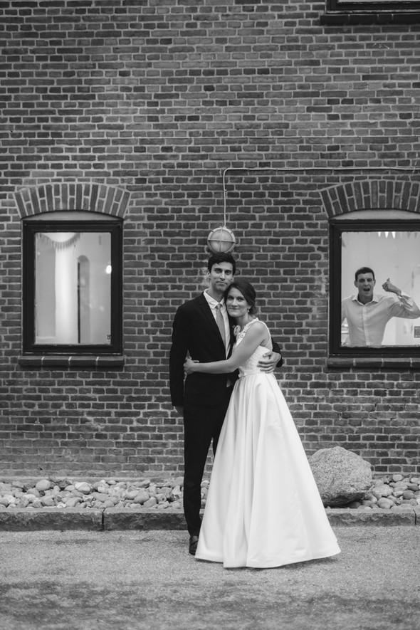 Атмосферная датская свадьба - фото №138