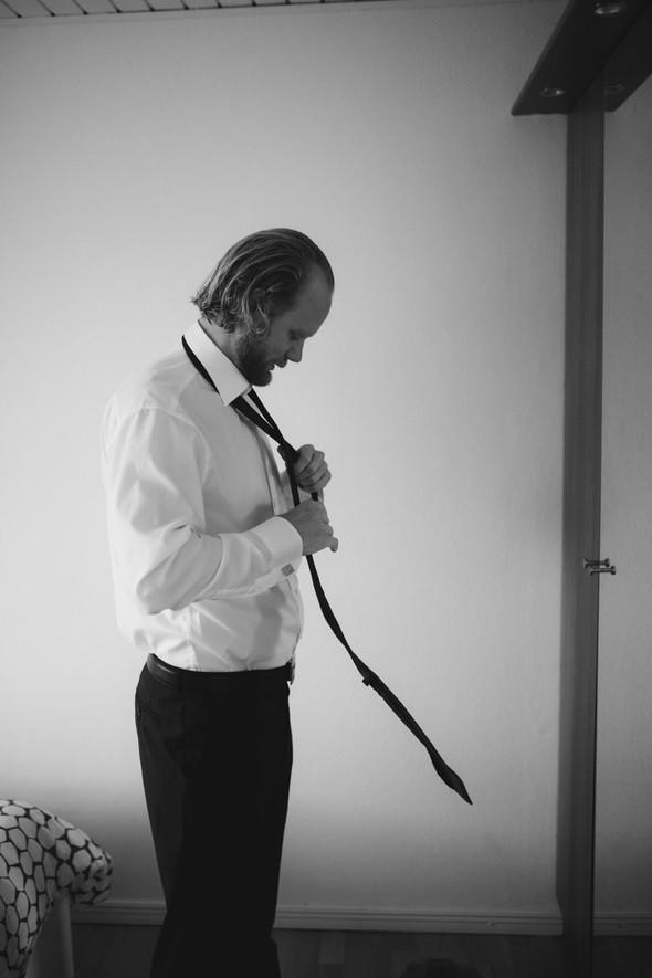 Атмосферная датская свадьба - фото №13